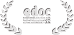 Logo: «EDOC» Encounters of the Other Cinema
